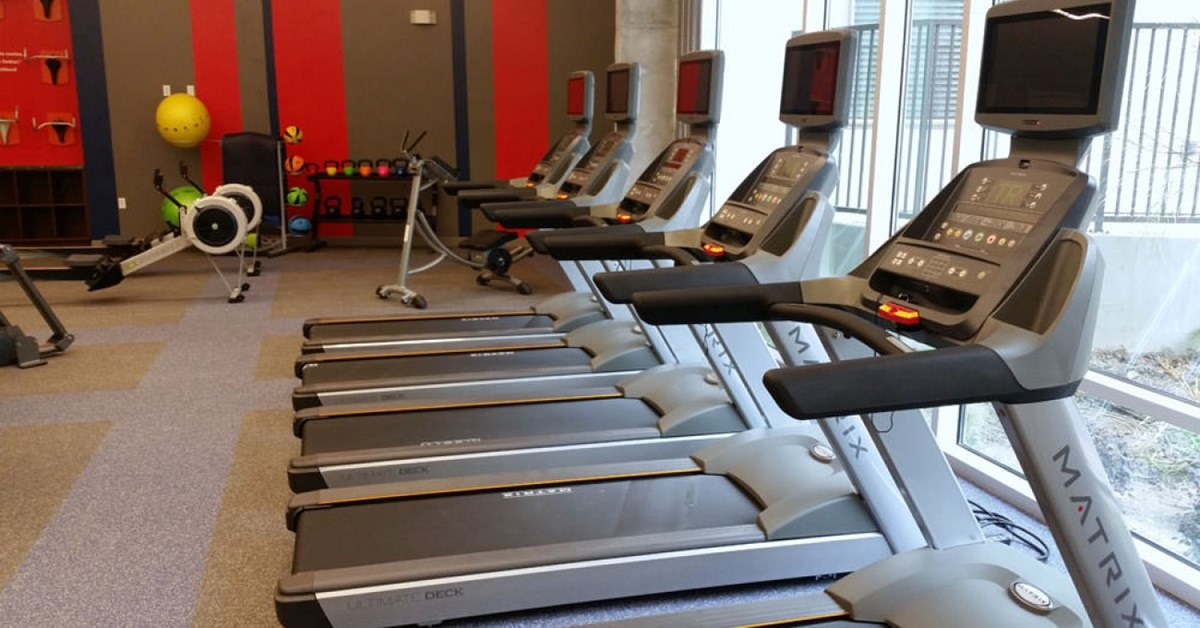 Fitness at Listing #245760