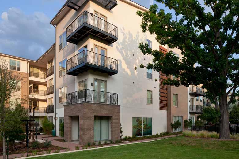 Parkside at Legacy V Apartments Plano, TX