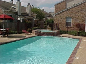 Pool Area at Listing #137641