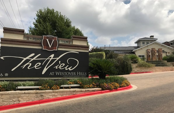 View at Westover Hills Apartments