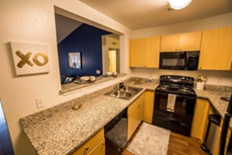 Kitchen at Listing #144581