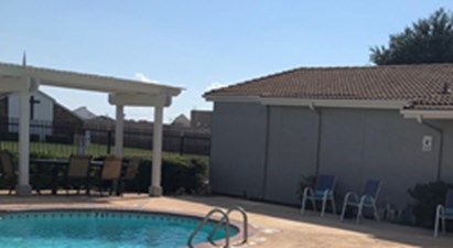 Pool at Listing #136808