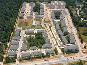 Aerial View at Listing #283211