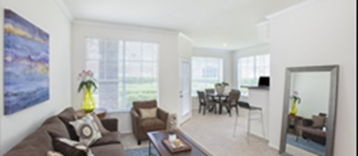 Living/Dining at Listing #138925