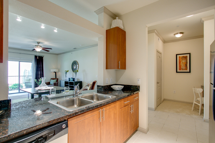 Kitchen at Listing #250225