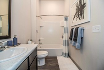 Bathroom at Listing #291817