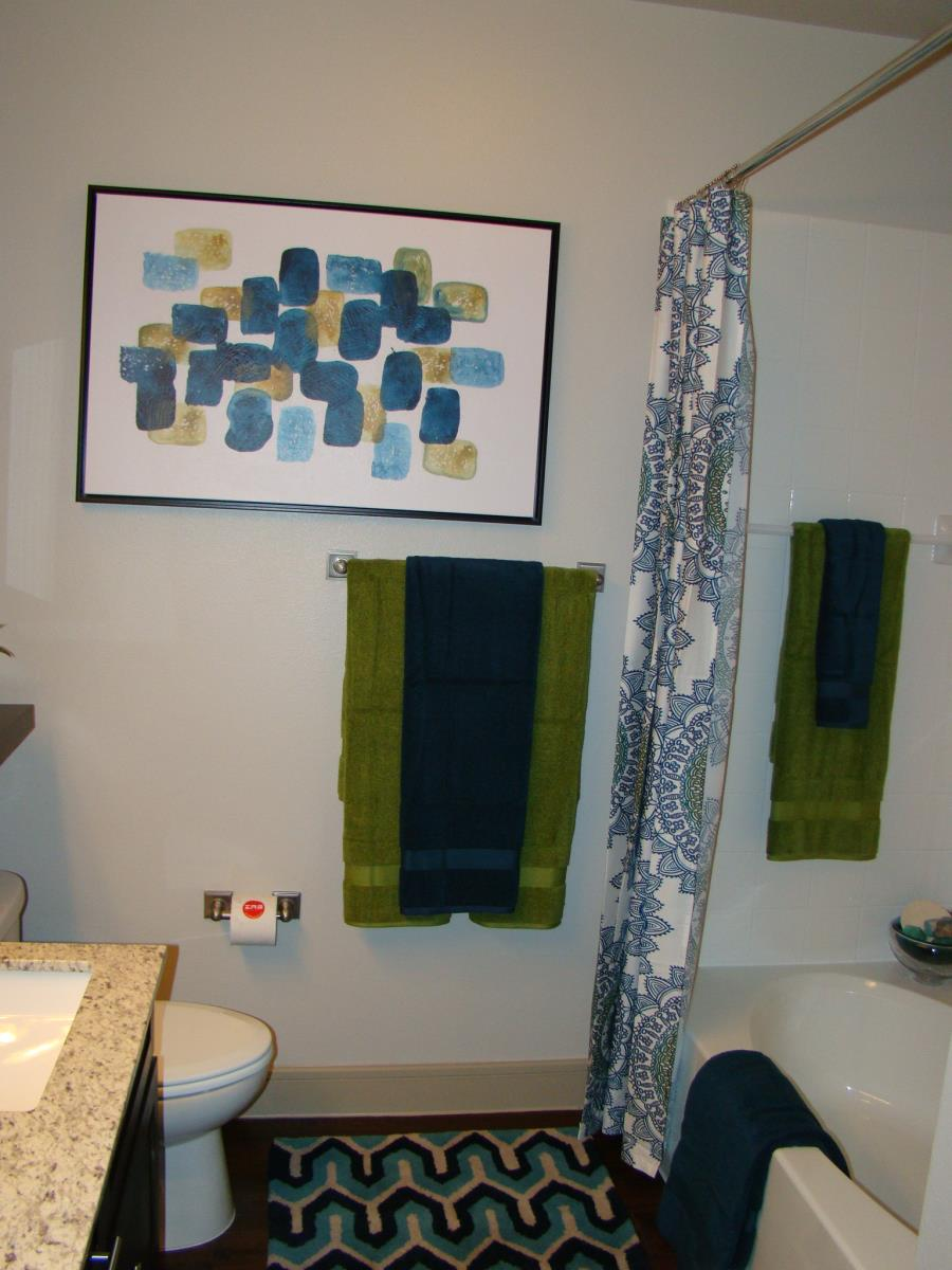 Bathroom at Listing #260064