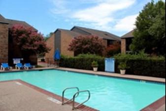Pool at Listing #140299