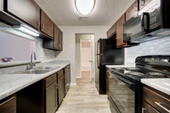 Kitchen at Listing #136196