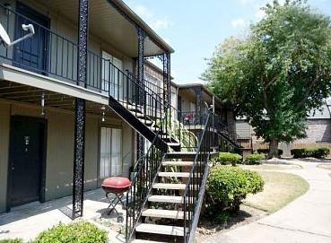 Town Park Townhomes Apartments Houston, TX