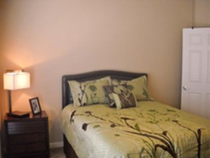 Bedroom at Listing #244585