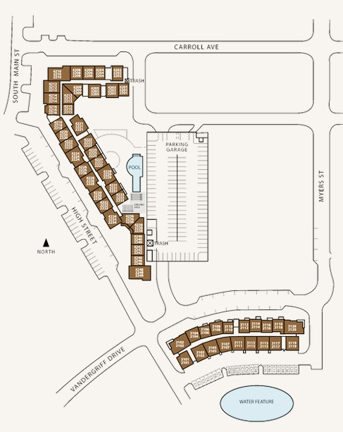 Site Map at Listing #152200