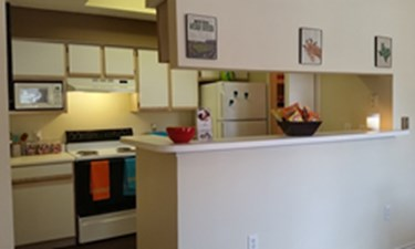 Kitchen at Listing #137692