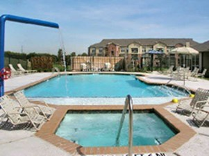 Pool Area at Listing #144047