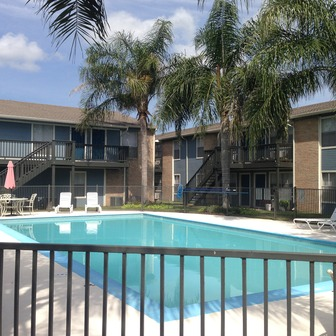 Pool at Listing #139327