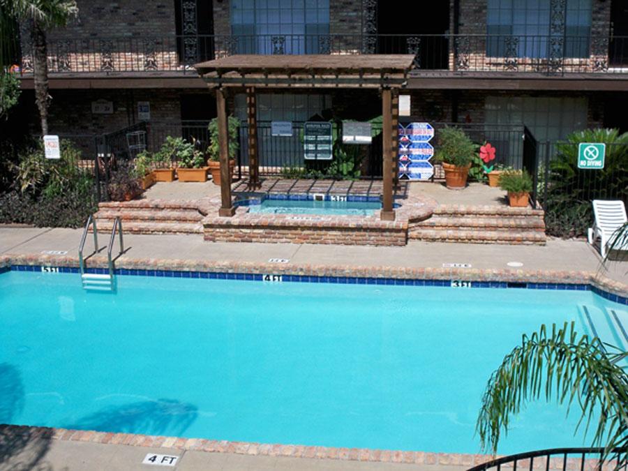 Pool at Listing #139635