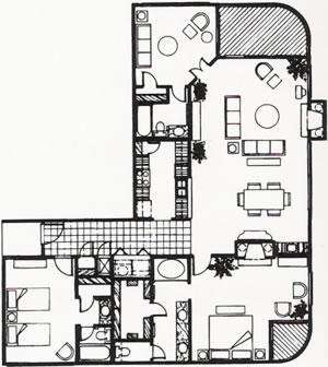 1,784 sq. ft. F floor plan