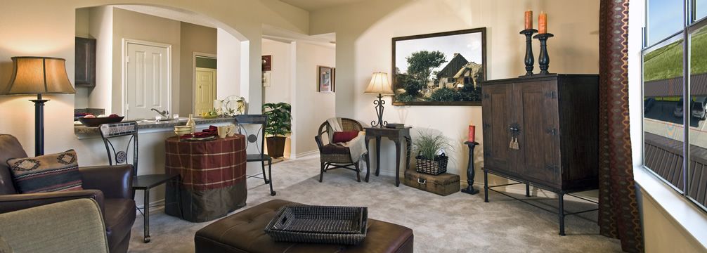 Living Room at Listing #150739