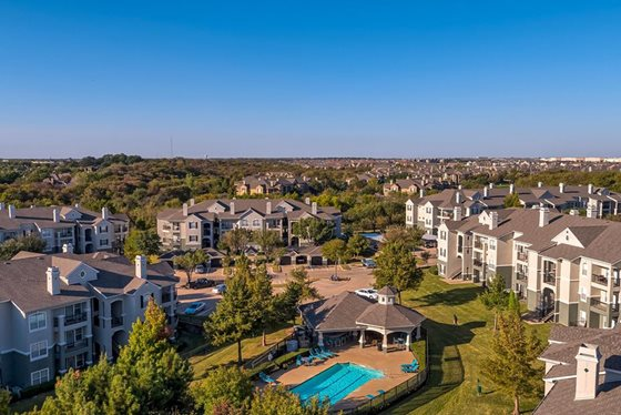 Aerial View at Listing #137895