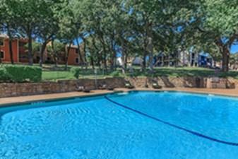 Pool at Listing #136907