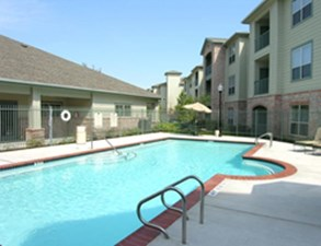 Pool Area at Listing #144629