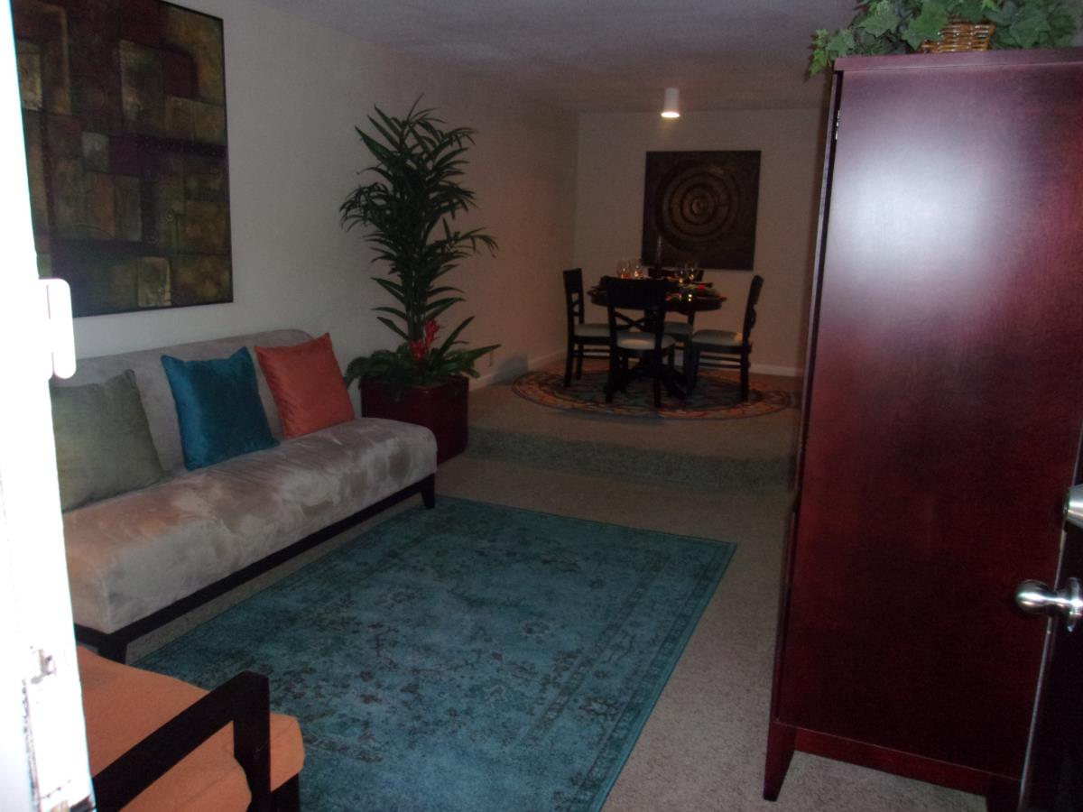 Living/Dining at Listing #139441