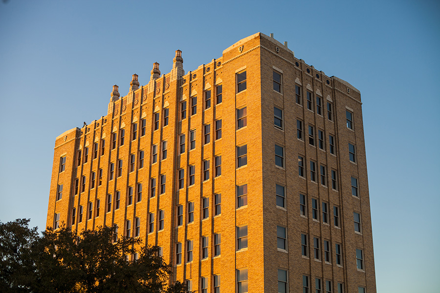 Jefferson Tower Apartments