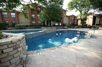 Pool at Listing #137396
