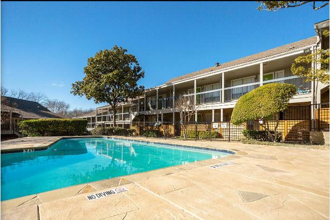 Pool at Listing #136605