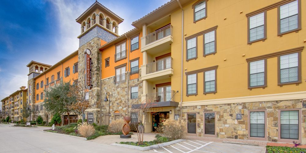 Portofino at Las Colinas Apartments Farmers Branch TX