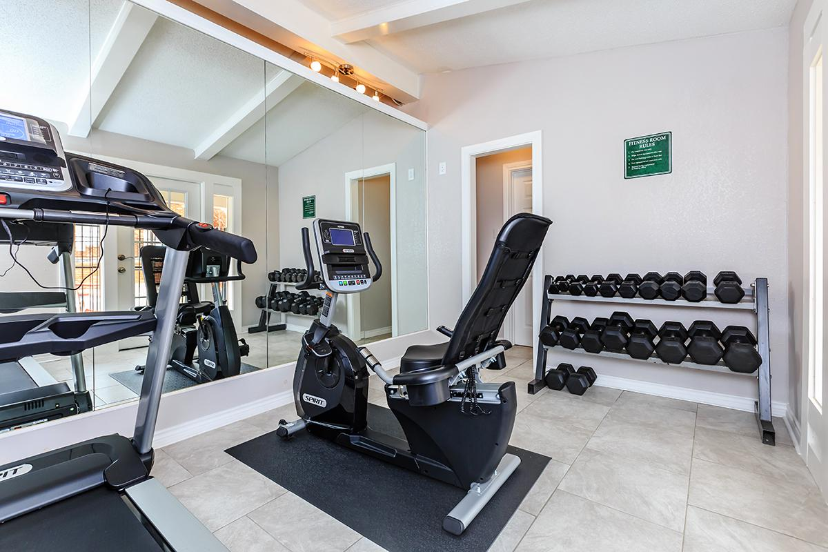 Fitness Room at Listing #140894