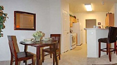 Kitchen/Dining Area at Listing #147519