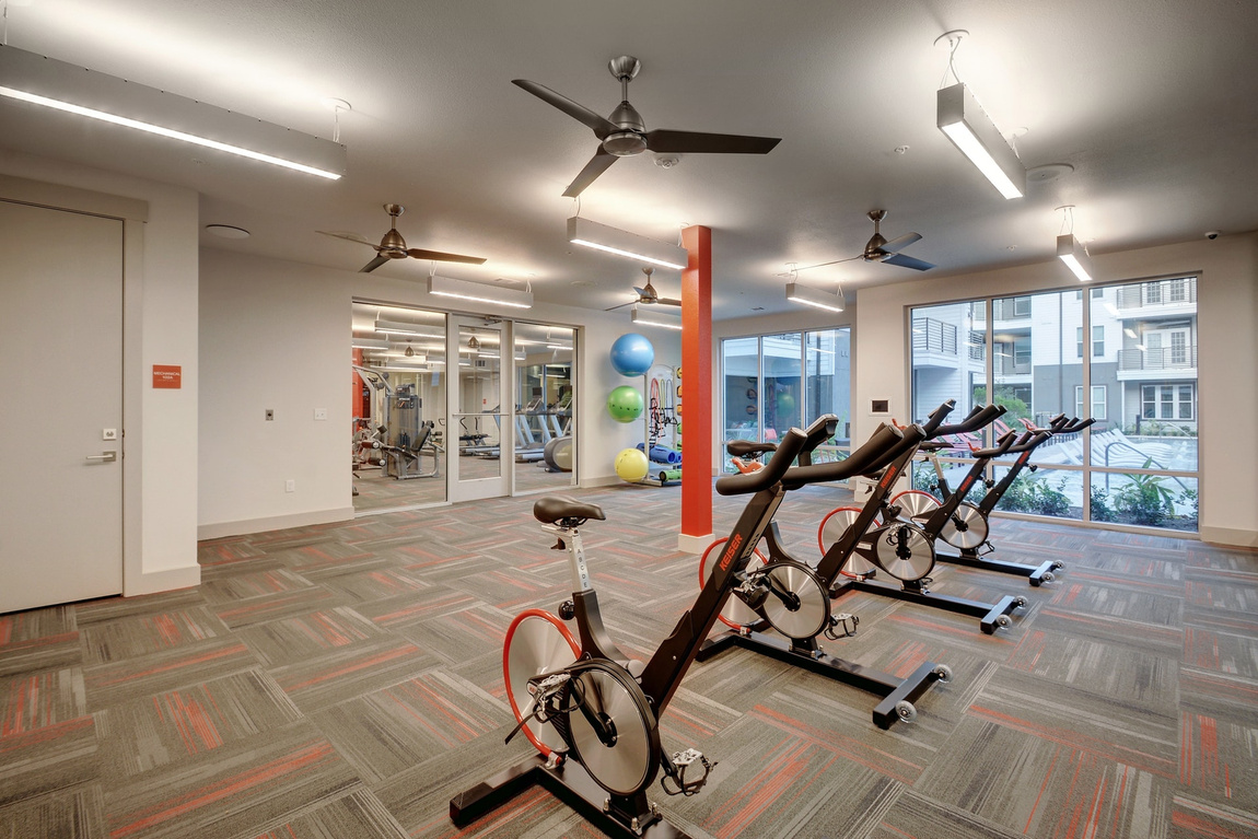 Fitness at Listing #286827