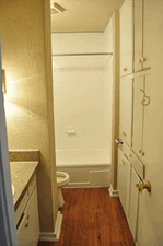 Bathroom at Listing #214282