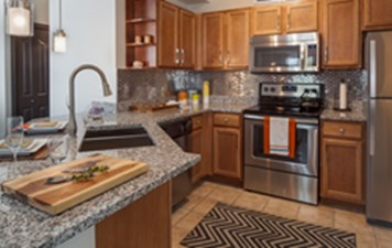 Kitchen at Listing #138184
