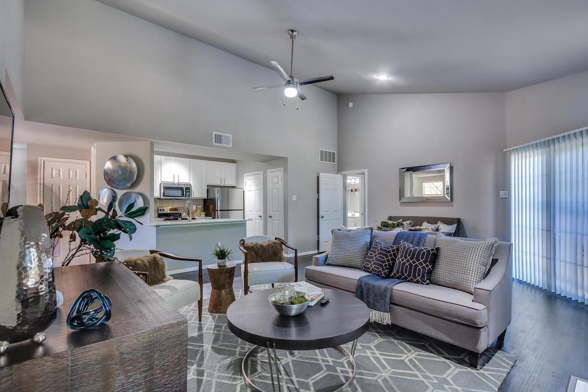 Living Room at Listing #137535