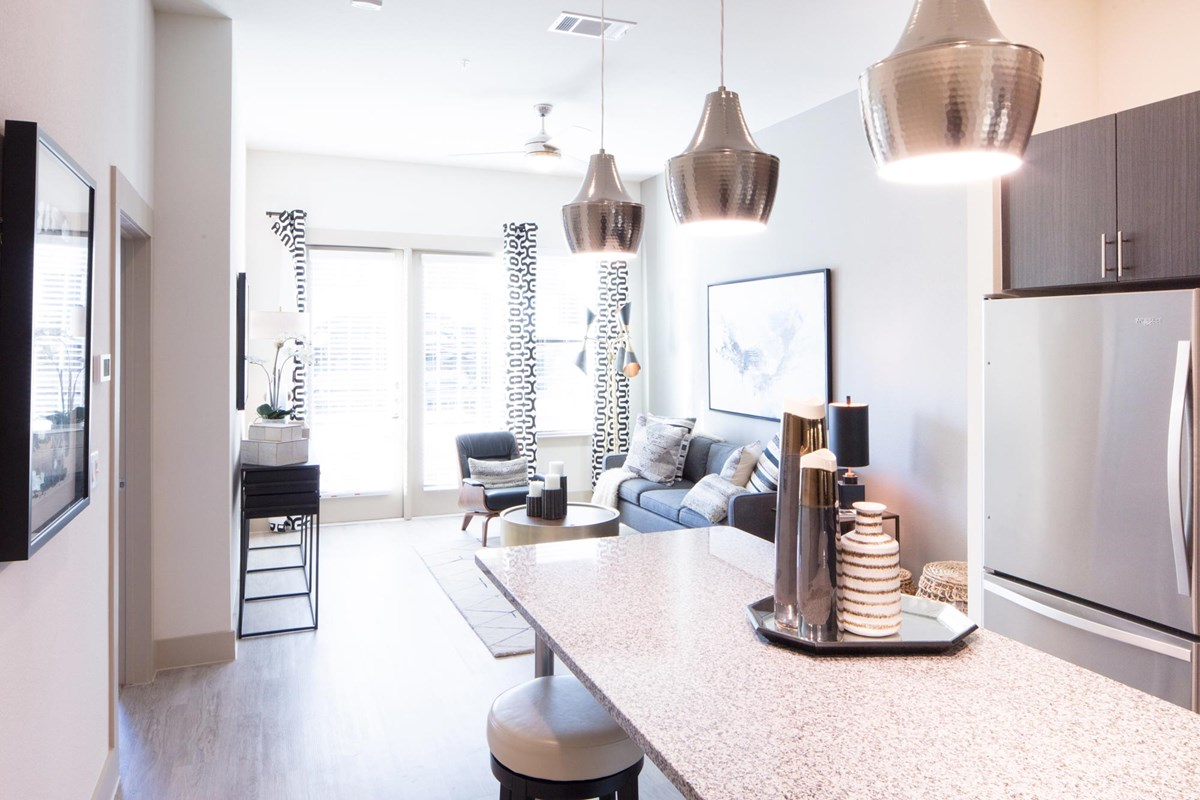Living/Dining at Listing #299572