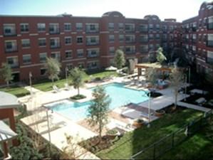 Pool at Listing #138195