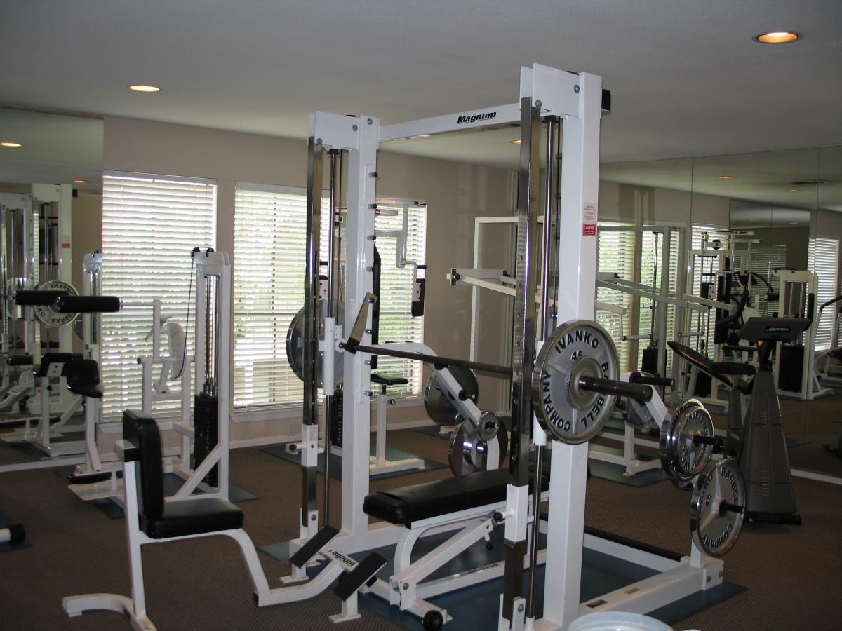 Fitness at Listing #138710