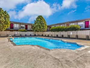 Pool at Listing #137331