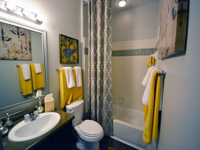 Bathroom at Listing #236598