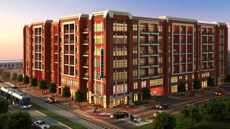 Alexan Midtown Apartments Houston, TX