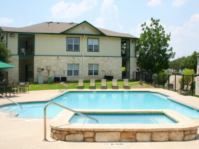 Pool at Listing #140654
