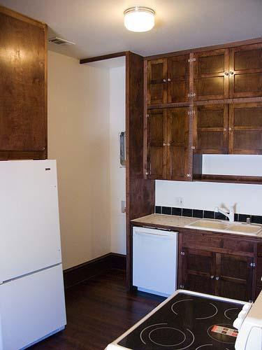 Kitchen at Listing #145772