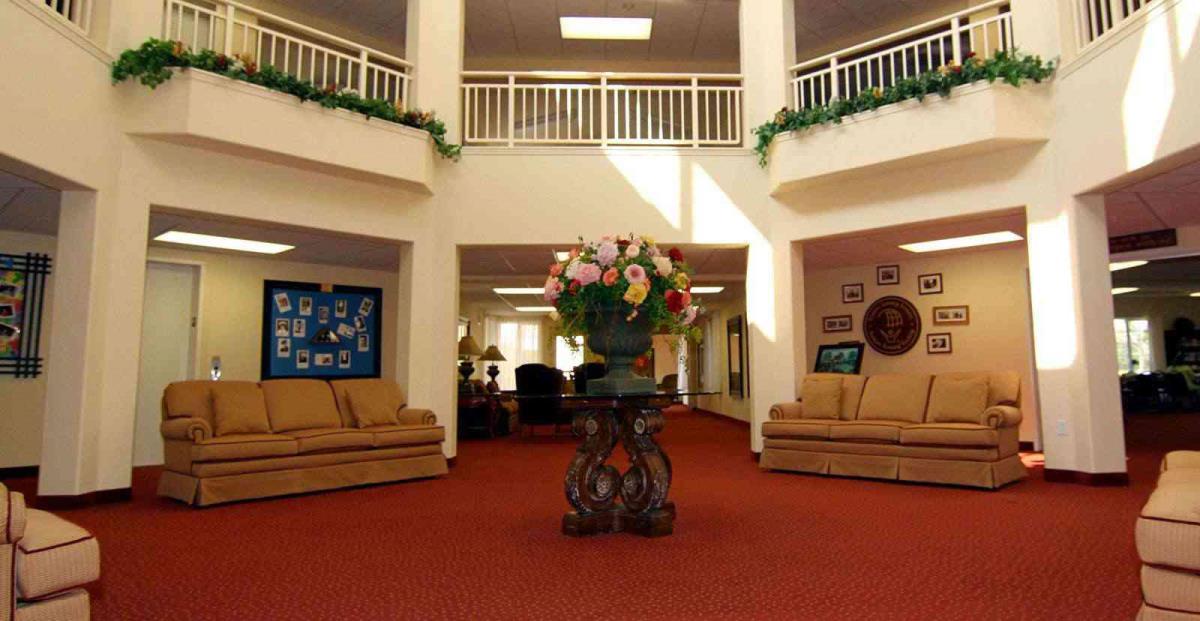 Lobby at Listing #232405
