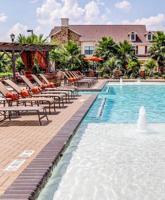 Pool at Listing #152219