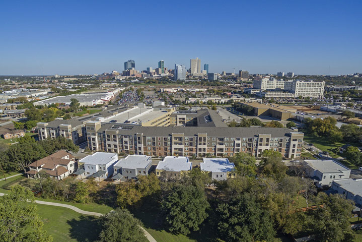 Aerial View at Listing #248796