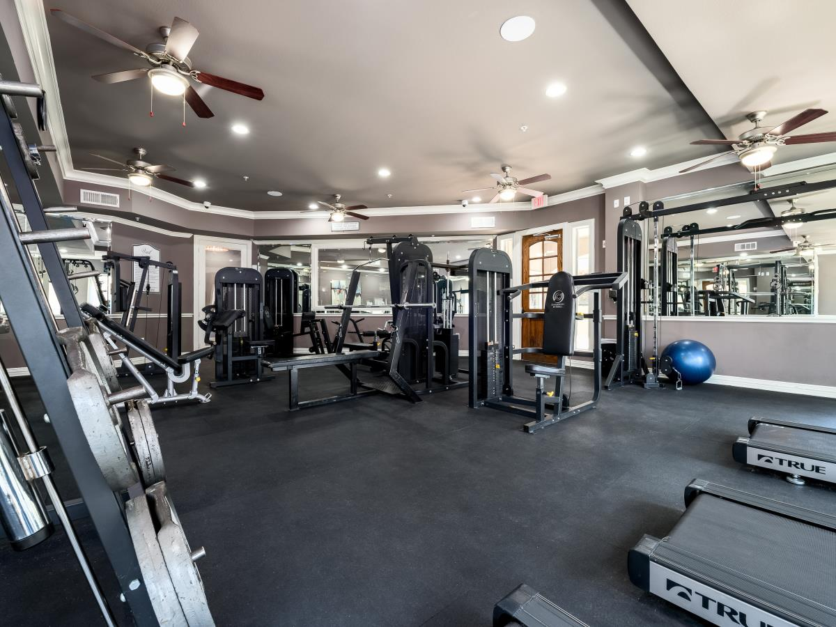 Fitness at Listing #144699