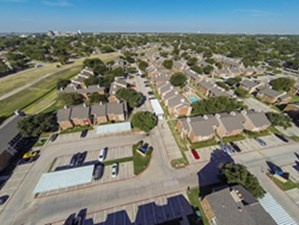 Aerial View at Listing #135641