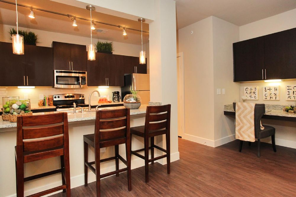 Kitchen at Listing #257733
